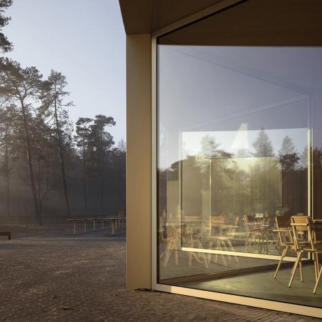 Dutch Daylight Award - Park Paviljoen nominatie 2020