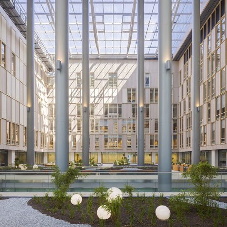 Dutch Daylight Award - Erasmus MC Rotterdam Eervolle vermelding 2018