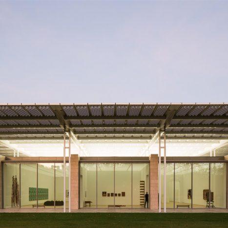 Dutch Daylight Award - Museum Voorlinden Winnaar 2018