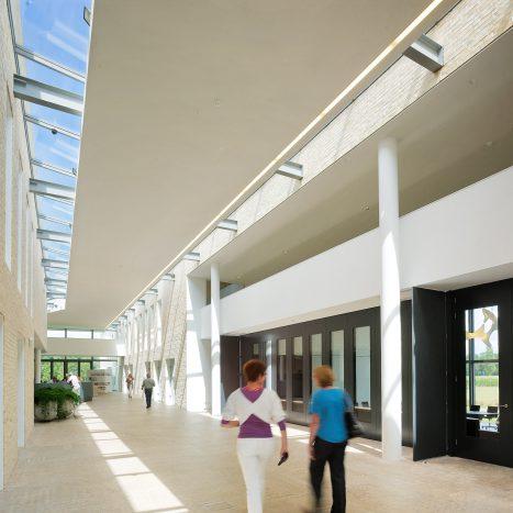 Dutch Daylight Award - Gemeentehuis Bronckhorst nominatie 2012