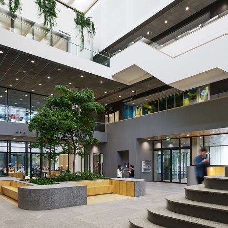 Dutch Daylight Award - Faculteitsgebouw TNW nominatie 2016