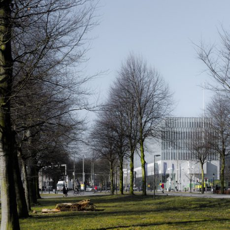 Dutch Daylight Award - Hoge Raad der Nederlande winnaar 2016