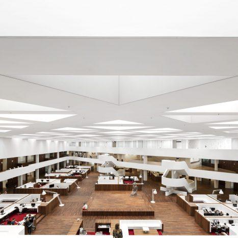 Dutch Daylight Award - Onderwijscentrum Eramus MC nominatie 2014