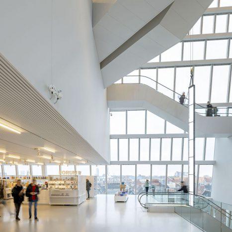 Dutch Daylight Award - Forum Groningen nominatie 2020