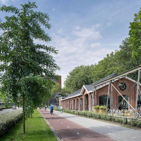 Houtloods Tilburg