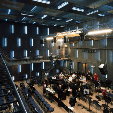 Dutch Daylight Award - Conservatorium Amsterdam nominatie 2010