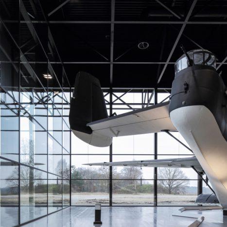 Dutch Daylight Award - Nationaal militair museum nominatie 2014