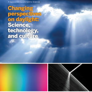 Changing perspectives on daylight; science, technology and culture