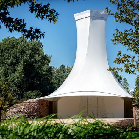 Dutch Daylight Award - Crematorium Zorgvlied nominatie 2018