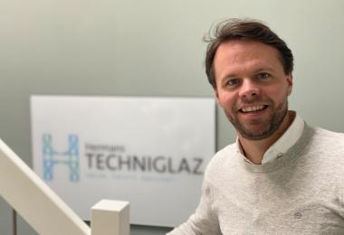 Dutch Daylight partner - Hermans Techniglaz contactpersoon Rik van Ogtrop