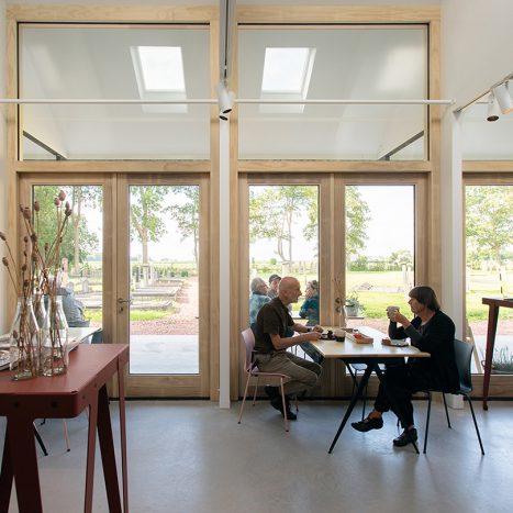 Dutch Daylight Award - Ontvangstgebouw Schoolkerk nominatie 2020