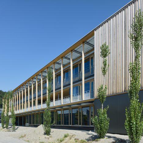 Omicron Campus