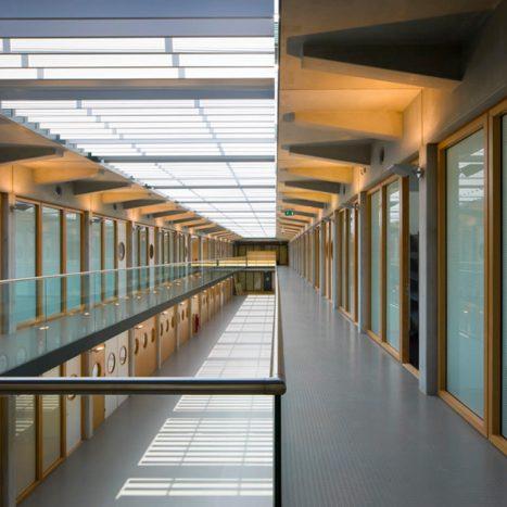 Dutch Daylight Award - FPC Oostvaarderskliniek winnaar 2010