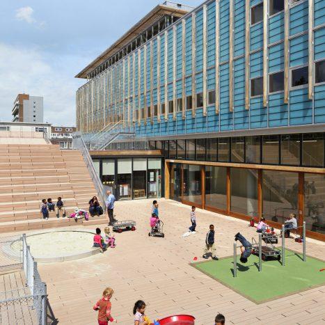 Dutch Daylight Award - Multifunctioneel Centrum De Vrijheidswijk nominatie 2010