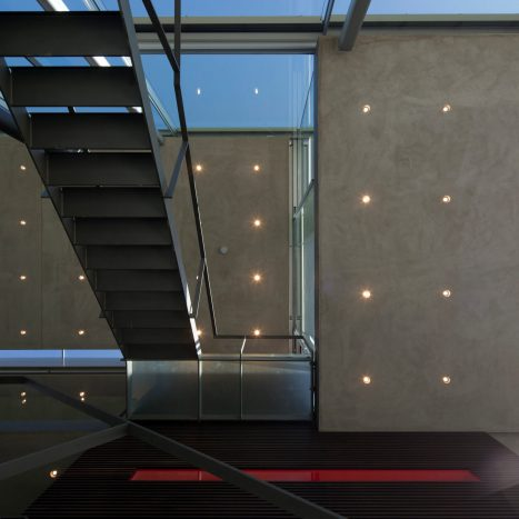 Dutch Daylight Award - Rieteilandhuis nominatie 2012