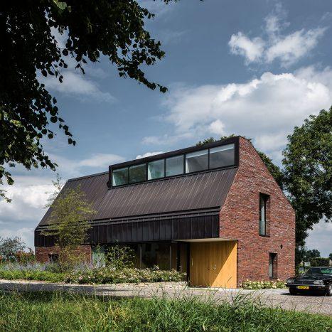 Dutch Daylight Award - Villa IJsselzig nominatie 2018