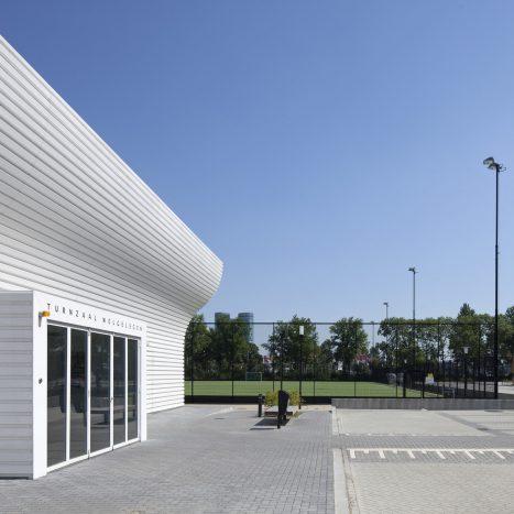Dutch Daylight Award - Turnzaal Nieuwe Welgelegen nominatie 2014