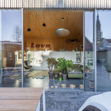 Dutch Daylight Award - Woonhuis en Bed&Breakfast Winnaar 2018