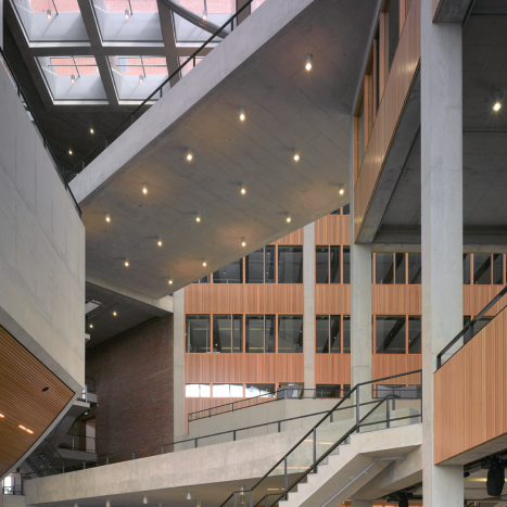 Dutch Daylight Award - Forumgebouw Wageningen nominatie 2008